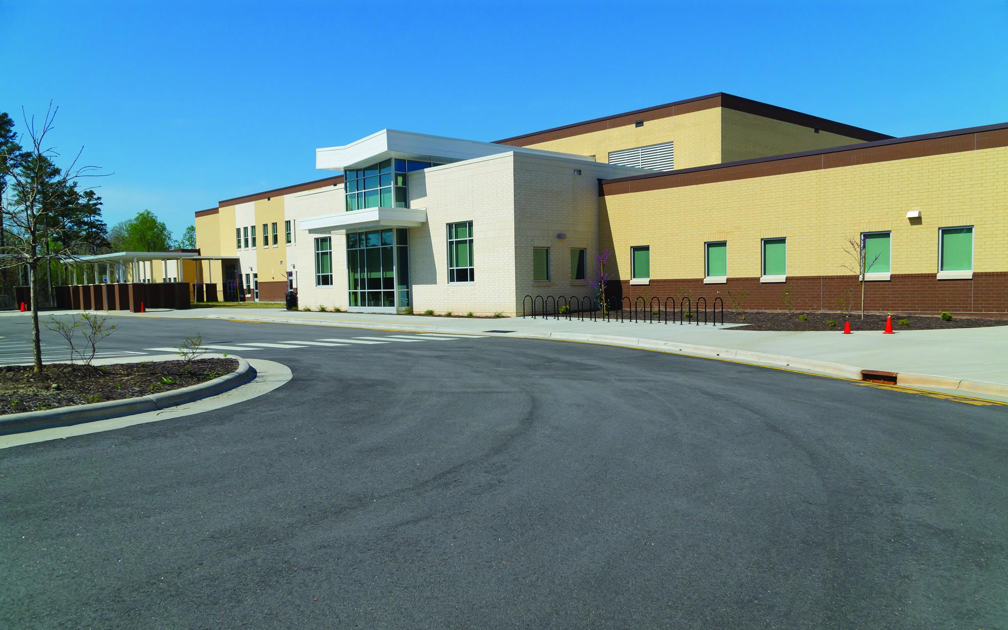 BRI Metal Buildings - School Building Example