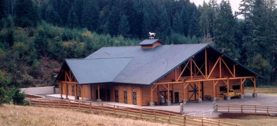 Barns and Agricultural Metal Buildings