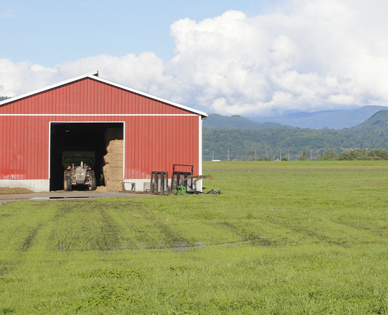 Outbuildings and Agricultural Metal Buildings