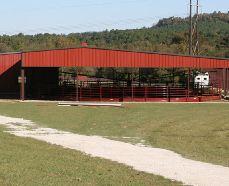 Riding Arenas and Agricultural Metal Buildings