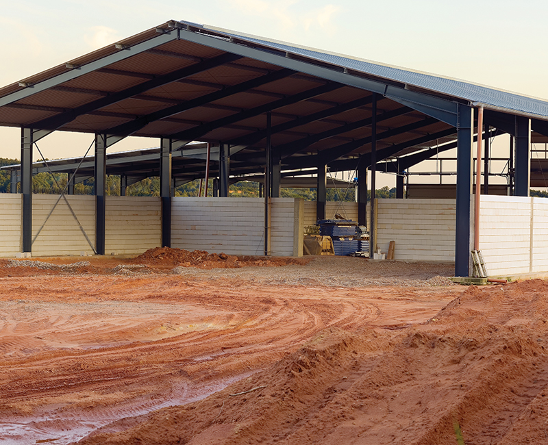 Hay Storage and Agricultural Metal Buildings