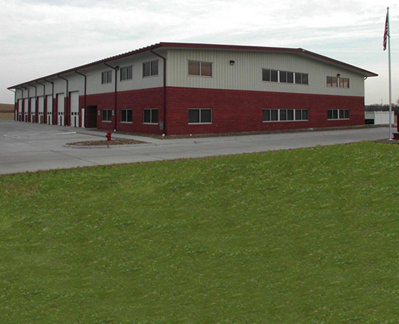 Institutional Facilities Metal Buildings